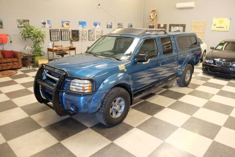 2003 Nissan Frontier for sale at Santa Fe Auto Showcase in Santa Fe NM