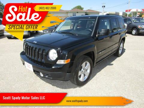 2013 Jeep Patriot for sale at Scott Spady Motor Sales LLC in Hastings NE
