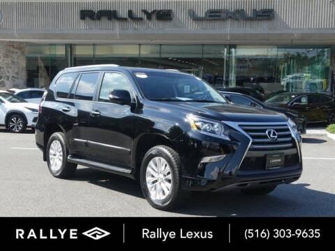 2018 Lexus GX 460 for sale at RALLYE LEXUS in Glen Cove NY