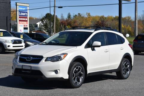 2013 Subaru XV Crosstrek for sale at Broadway Garage of Columbia County Inc. in Hudson NY