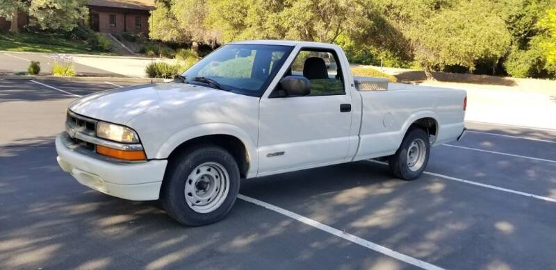 2000 Chevrolet S-10 for sale at Cars R Us in Rocklin CA