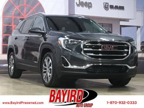2020 GMC Terrain for sale at Bayird Truck Center in Paragould AR