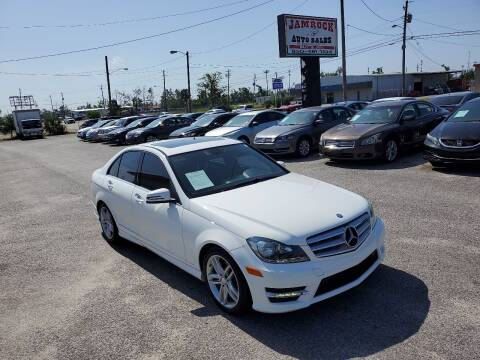 2013 Mercedes-Benz C-Class for sale at Jamrock Auto Sales of Panama City in Panama City FL