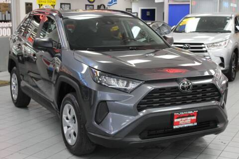 2019 Toyota RAV4 for sale at Windy City Motors in Chicago IL