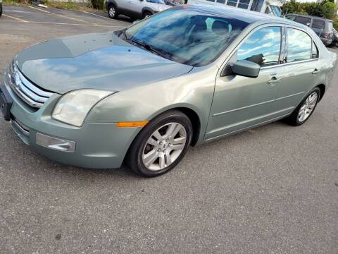 2008 Ford Fusion for sale at JG Motors in Worcester MA