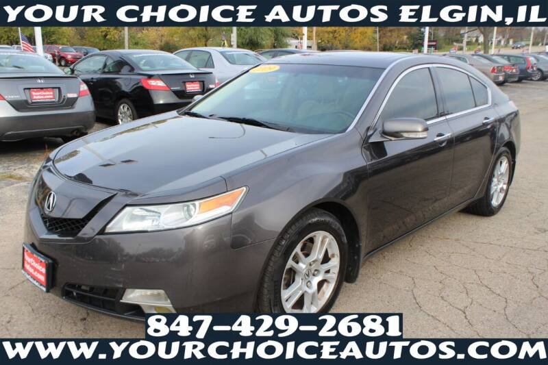 2009 Acura TL for sale at Your Choice Autos - Elgin in Elgin IL