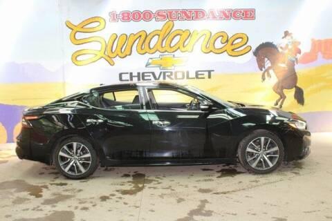 2019 Nissan Maxima for sale at Sundance Chevrolet in Grand Ledge MI