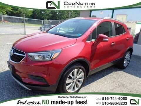2017 Buick Encore for sale at CarNation AUTOBUYERS, Inc. in Rockville Centre NY