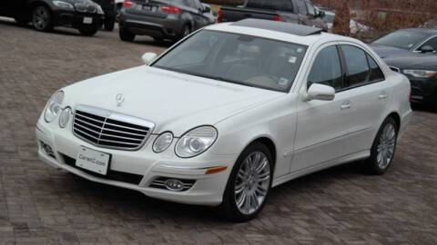 2008 Mercedes-Benz E-Class for sale at Cars-KC LLC in Overland Park KS