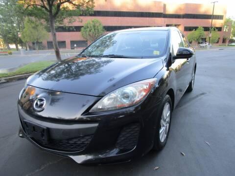 2013 Mazda MAZDA3 for sale at PRESTIGE AUTO SALES GROUP INC in Stevenson Ranch CA