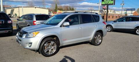 2012 Toyota RAV4 for sale at CHILI MOTORS in Mayfield KY