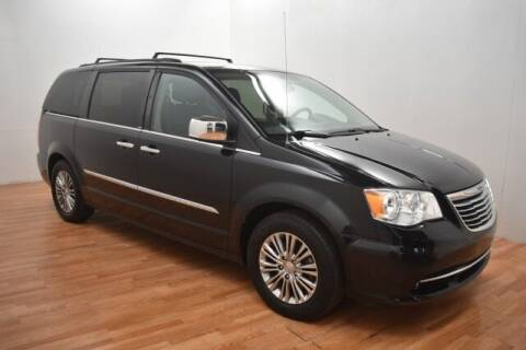 2014 Chrysler Town and Country for sale at Paris Motors Inc in Grand Rapids MI