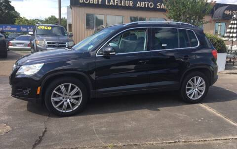 2011 Volkswagen Tiguan for sale at Bobby Lafleur Auto Sales in Lake Charles LA