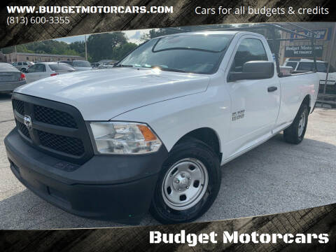 2014 RAM Ram Pickup 1500 for sale at Budget Motorcars in Tampa FL