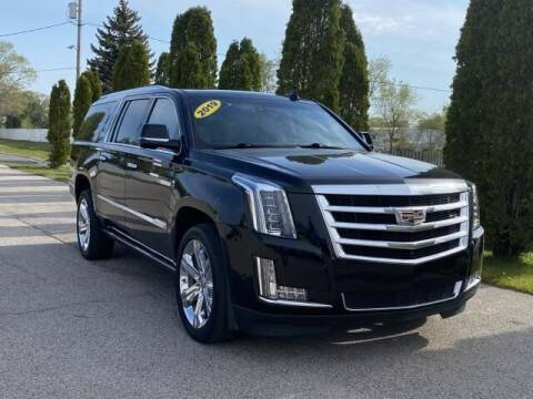 2019 Cadillac Escalade ESV for sale at Betten Baker Preowned Center in Twin Lake MI