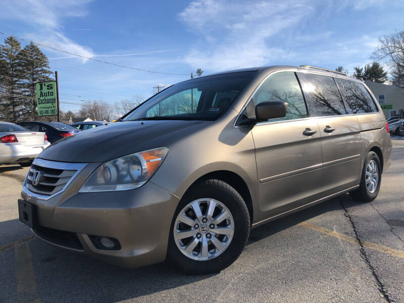2009 Honda Odyssey for sale at J's Auto Exchange in Derry NH