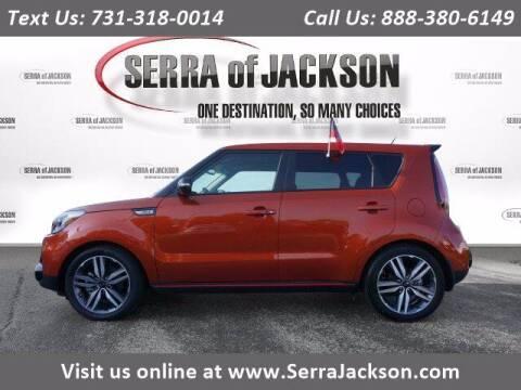 2018 Kia Soul for sale at Serra Of Jackson in Jackson TN