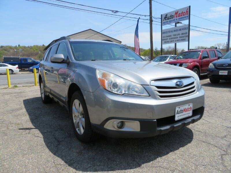 2010 Subaru Outback for sale at Auto Match in Waterbury CT