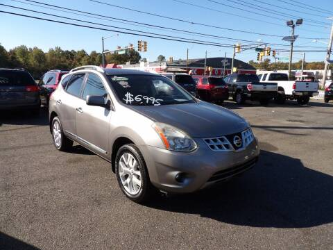 2011 Nissan Rogue for sale at United Auto Land in Woodbury NJ