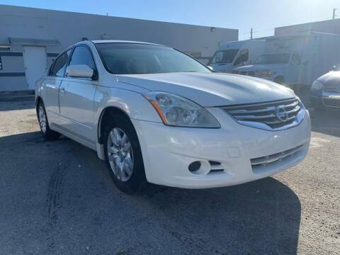 2010 Nissan Altima for sale at YID Auto Sales in Hollywood FL