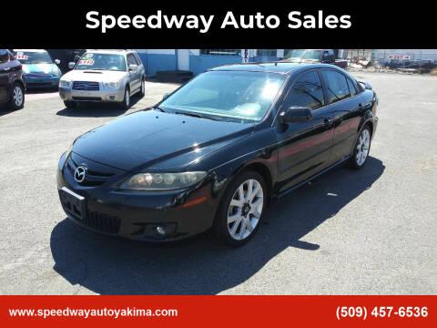 2008 Mazda MAZDA6 for sale at Speedway Auto Sales in Yakima WA