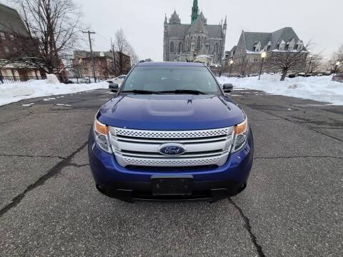 2014 Ford Explorer for sale at KING MOTORS AUTO SALES, INC in Newark NJ