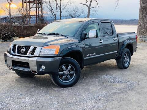2008 Nissan Titan for sale at Y&H Auto Planet in West Sand Lake NY
