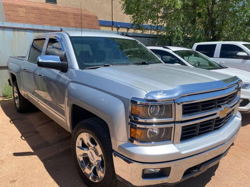 2014 Chevrolet Silverado 1500 for sale at Street Smart Auto Brokers in Colorado Springs CO