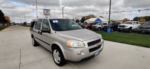 2008 Chevrolet Uplander for sale at America Auto Inc in South Sioux City NE