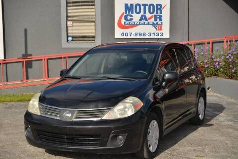 2009 Nissan Versa for sale at Motor Car Concepts II - Kirkman Location in Orlando FL