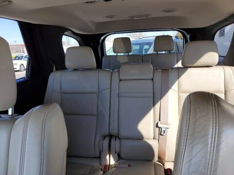 2014 Dodge Durango for sale at Hugo Motors INC in El Paso TX