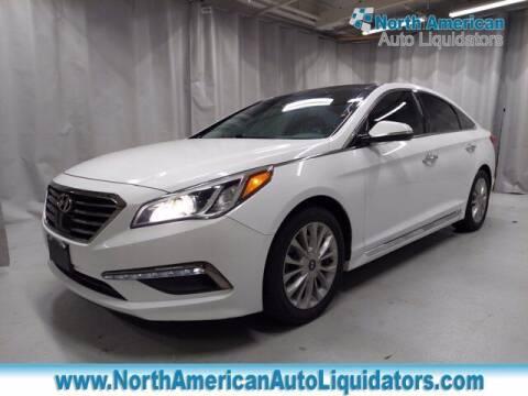 2015 Hyundai Sonata for sale at North American Auto Liquidators in Essington PA
