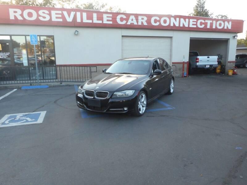 2011 BMW 3 Series for sale at ROSEVILLE CAR CONNECTION in Roseville CA