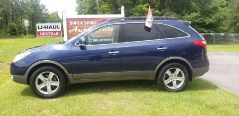 2007 Hyundai Veracruz for sale at Super Sport Auto Sales in Hope Mills NC