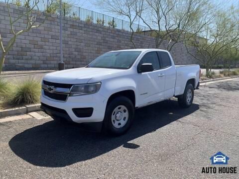 2016 Chevrolet Colorado for sale at MyAutoJack.com @ Auto House in Tempe AZ