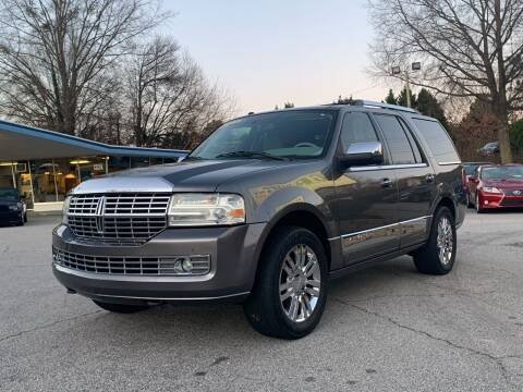 2010 Lincoln Navigator for sale at GR Motor Company in Garner NC