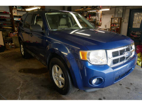 2008 Ford Escape for sale at M & R Auto Sales INC. in North Plainfield NJ