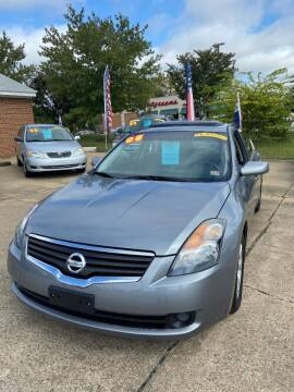 2008 Nissan Altima for sale at Top Auto Sales in Petersburg VA