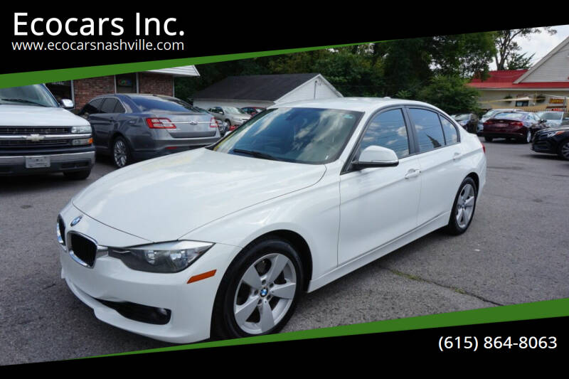 2013 BMW 3 Series for sale at Ecocars Inc. in Nashville TN