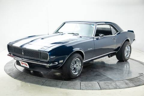 1968 Chevrolet Camaro for sale at Duffy's Classic Cars in Cedar Rapids IA