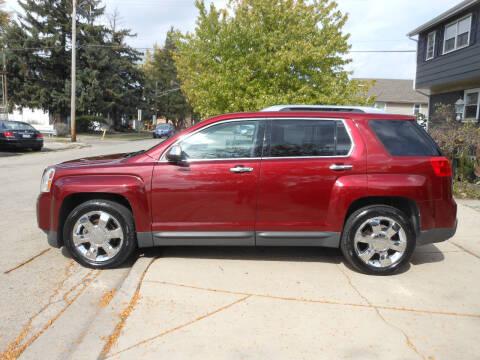 2010 GMC Terrain for sale at Grand River Auto Sales in River Grove IL