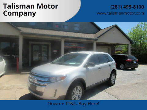 2011 Ford Edge for sale at Don Jacobson Automobiles in Houston TX