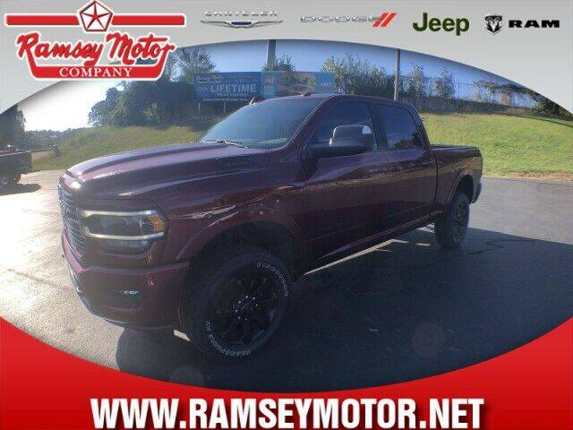 2021 RAM Ram Pickup 2500 for sale at RAMSEY MOTOR CO in Harrison AR