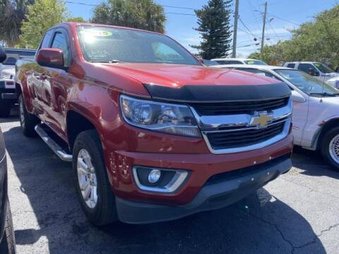 2015 Chevrolet Colorado for sale at Mike Auto Sales in West Palm Beach FL