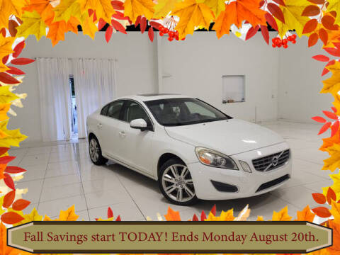 2013 Volvo S60 for sale at Southern Star Automotive, Inc. in Duluth GA
