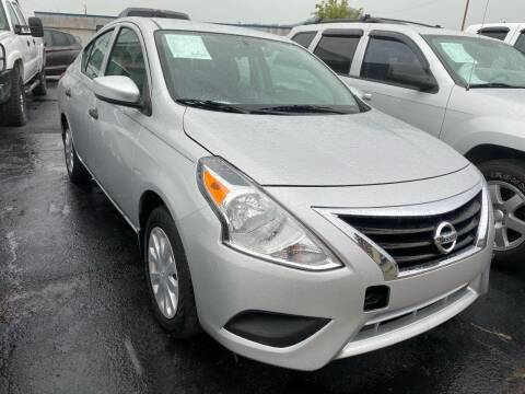 2019 Nissan Versa for sale at All American Autos in Kingsport TN