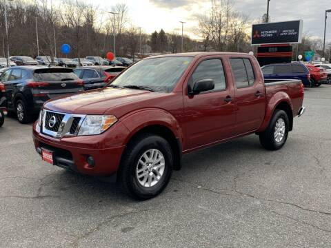 2019 Nissan Frontier for sale at Midstate Auto Group in Auburn MA