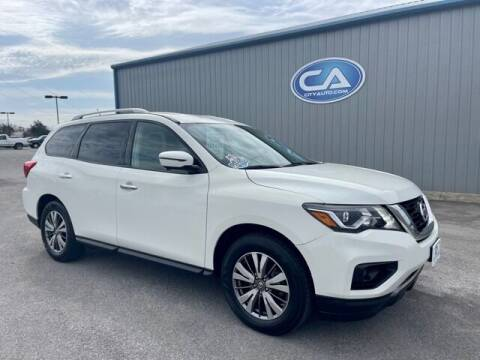 2018 Nissan Pathfinder for sale at City Auto in Murfreesboro TN
