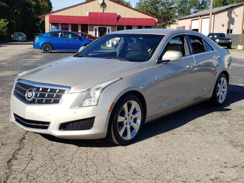 2013 Cadillac ATS for sale at Thompson Motors in Lapeer MI