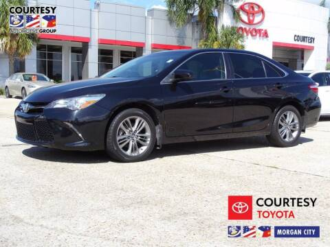 2017 Toyota Camry for sale at Courtesy Toyota & Ford in Morgan City LA